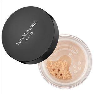 bareMinerals Matte foundation powder